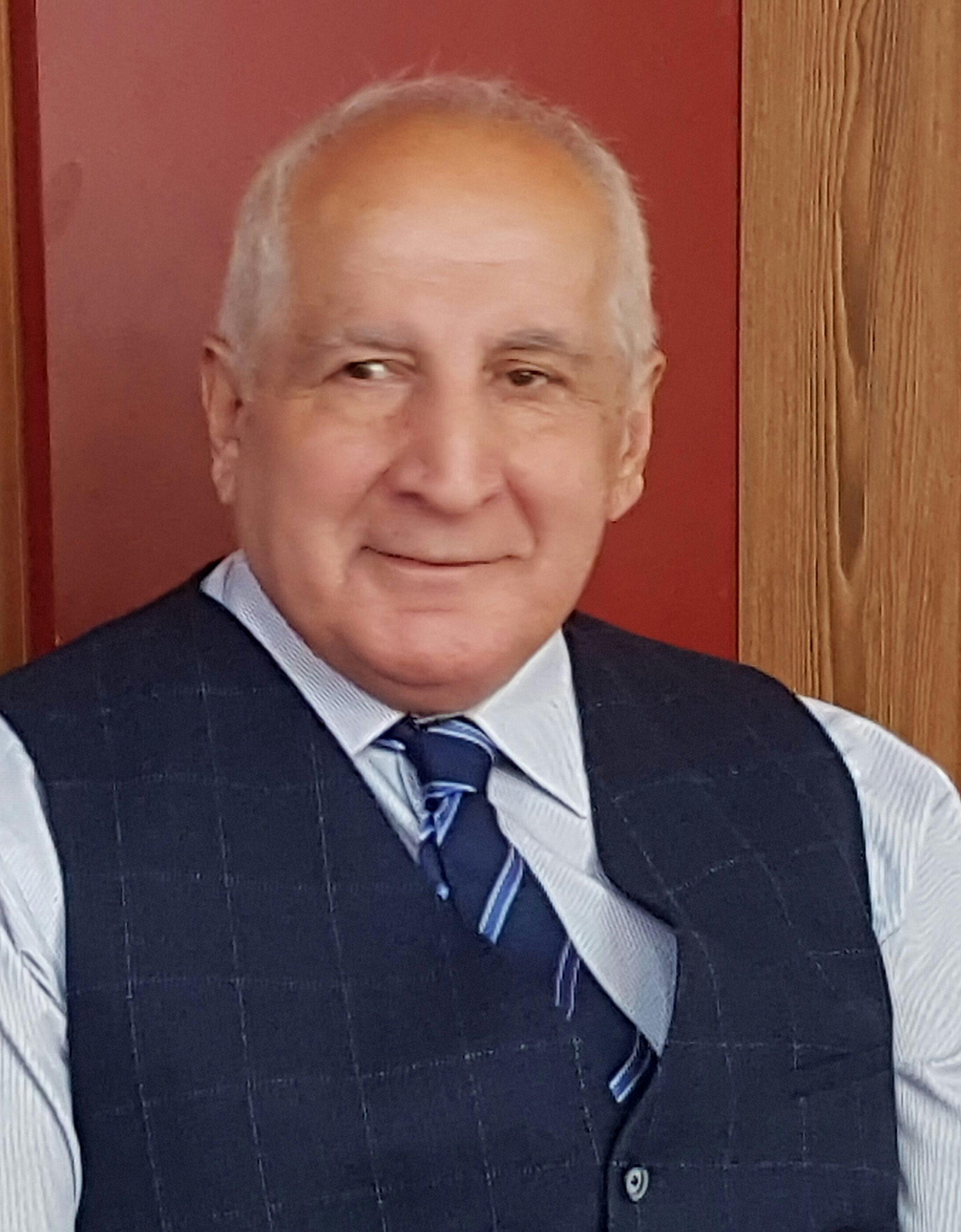 Prof Sergo Tabagari